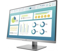 "Monitor LCD HP E273 - 68,6 cm (27"") - WLED - 16:9 - 5 ms - 1920 x 1080 - 250 cd/m² - 5,000,000:1 - Full HD - HDMI - VGA"