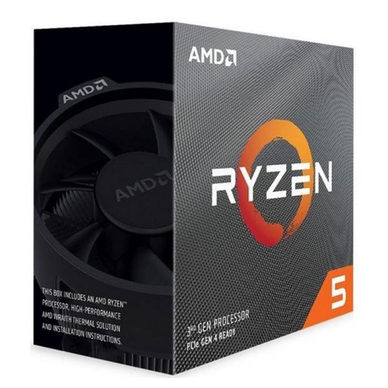 AMD RYZEN 5 3600X 3.8GHZ 6 CORE 35MB SOCKET AM4-DESPRECINTADO - Imagen 1