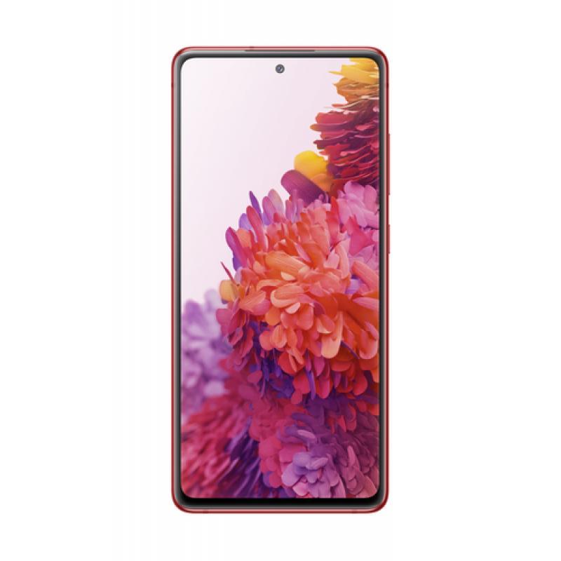 """Samsung Galaxy S20 FE SM-G780F 16,5 cm (6.5"""") Android 10.0 4G USB Tipo C 6 GB 128 GB 4500 mAh Rojo - Imagen 1"""