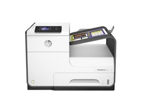 Impresora PageWide HP PageWide Pro 452dw - Color - Papel para imprimir sencillo - De Escritorio - 40 ppm Mono/ 40 ppm de impresi