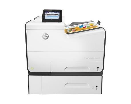 Impresora PageWide HP PageWide Enterprise 556xh - Color - 2400 x 1200dpi Impresión - Papel para imprimir sencillo - De Escritori
