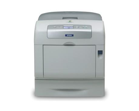 Impresora Láser Epson AcuLaser C4200DNPC6 - Color - 4800dpi Impresión - Papel para imprimir sencillo - De Escritorio - 35 ppm Mo