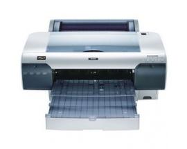 """Impresora de gran formato de inyección de tinta Epson Stylus Pro 4450 - 431,80 mm (17"""") Ancho de Impresión - Color - 4 Color"""