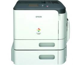 Impresora Láser Epson AcuLaser C3900N C3900TN - Color - 600 x 600dpi Impresión - Papel para imprimir sencillo - De Escritorio -