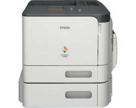 Impresora Láser Epson AcuLaser C3900N C3900DTN - Color - 600 x 600dpi Impresión - Papel para imprimir sencillo - De Escritorio -