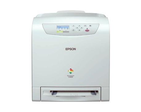 Impresora Láser Epson AcuLaser C2900N C2900DN - Color - 600 x 600dpi Impresión - Papel para imprimir sencillo - De Escritorio -