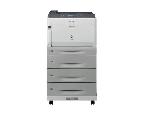 Impresora Láser Epson AcuLaser C9300D3TNC - Color - 1200 x 1200dpi Impresión - Papel para imprimir sencillo - De Escritorio - 30