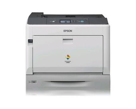 Impresora Láser Epson AcuLaser C9300D2TN - Color - 1200 x 1200dpi Impresión - Papel para imprimir sencillo - De Escritorio - 30