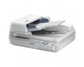 Escáner de superficie plana Epson WorkForce DS-70000N - 9600 ppp Óptico - 48-bit Color - 24-bit Escala de grises - 70 ppm (Mono)