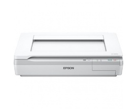 Escáner de superficie plana Epson WorkForce DS-50000 - 9600 ppp Óptico - 48-bit Color - 24-bit Escala de grises - 4 ppm (Mono) -