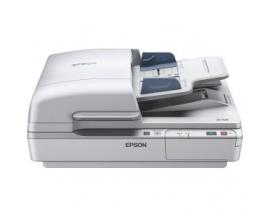 Escáneres planos Epson WorkForce DS-7500 - 1200 ppp Óptico - 48-bit Color - 40 ppm (Mono) - 40 ppm (Color) - USB - Imagen 1