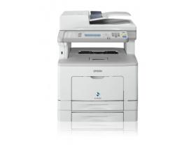 Epson AL-MX300DTNF, WorkForce. Print technology: Laser, Printing: Mono, Copying: Mono. Print speed (black, normal quality, A4/US