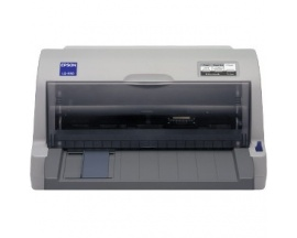 Impresora matricial Epson LQ-630 - Monocromo - 24-clavijas - 80 Columna - 360 Mono - 360 x 180 dpi - USB - En Paralelo