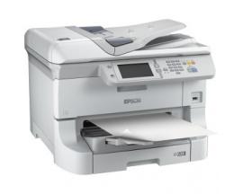 Impresora de inyección de tinta multifunción Epson WorkForce Pro WF-8590DTWF - Color - Papel para imprimir sencillo - Copiadora/