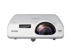 Proyector LCD Epson EB-535W Enfoque corto - HDTV - 16:10 - De Techo, Frontal1,6 - 215 W - 5000 Hora(s) Normal Mode - 10000 Hora(