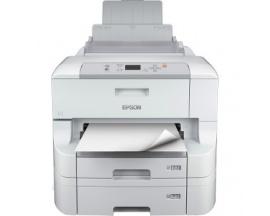 Impresora de tinta Epson WorkForce Pro WF-8090 DTWC - Color - 4800 x 1200dpi Impresión - Papel para imprimir sencillo - De Escri