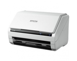 Escáner de superficie plana Epson WorkForce DS-570W - 600 ppp Óptico - 10-bit Color - 35 ppm (Mono) - 35 ppm (Color) - Escaneo d