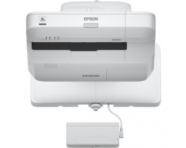 Proyector LCD Epson EB-1460Ui - HDTV - 16:10 - Frontal, De Techo - Interactive - 300 W - 5000 Hora(s) Normal Mode - 10000 Hora(s