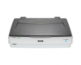 Escáneres planos Epson Expression 12000XL - 2400 ppp Óptico - 48-bit Color - 48 bits Escala de grises - USB - Imagen 1