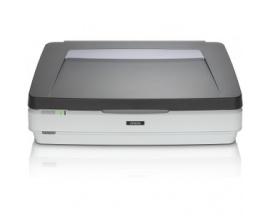 Escáneres planos Epson Expression 12000XL Pro - 2400 ppp Óptico - 48-bit Color - 48 bits Escala de grises - USB