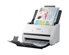 Escáner de superficie plana Epson DS-770 - 600 ppp Óptico - 10-bit Color - 8-bit Escala de grises - 45 ppm (Mono) - 45 ppm (Colo