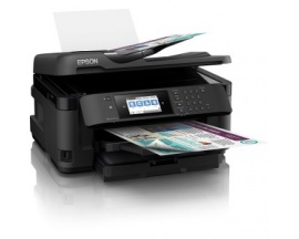 Epson WorkForce WF-7715DWF Inyección de tinta 18 ppm 4800 x 2400 DPI A3 Wifi