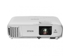 Proyector LCD Epson EB-U05 - HDTV - 16:10 - Frontal, De Techo - UHE - 210 W - 6000 Hora(s) Normal Mode - 10000 Hora(s) Economy M