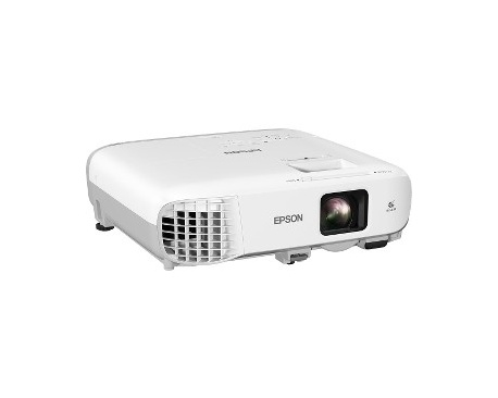Proyector LCD Epson EB-970 - HDTV - 4:3 - Frontal, De Techo - UHE - 210 W - 6000 Hora(s) Normal Mode - 12000 Hora(s) Economy Mod