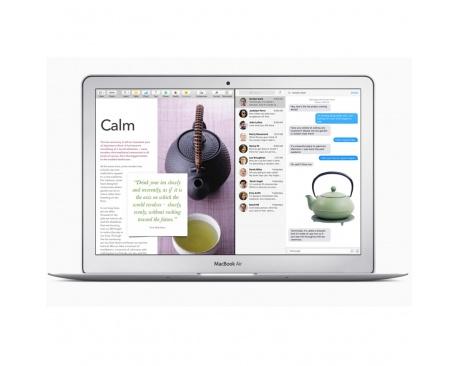 "Portatil apple macbook air 13"" i5 1.8ghz 8gb / ssd256gb / wifi / bt / ios - Imagen 1"
