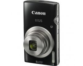 "Cámara Compacta Canon IXUS 185 - 20 Megapíxel - Negro - 6,8 cm (2,7"") LCD - 16:9 - 8x Zoom Óptico - 4x - Digital (IS) - TTL"