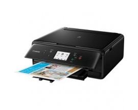 Impresora de inyección de tinta multifunción Canon PIXMA TS6150 - Color - Impresión fotográfica - De Escritorio - Copiadora/Impr