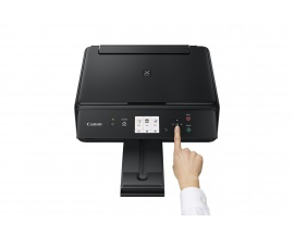 PIXMA TS5050BLACK MFP WIFI/LCD7.5CM/PRINT 13X13CM IN - Imagen 1