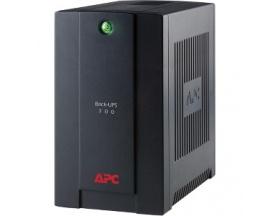 SAI de línea interactiva APC by Schneider Electric Back-UPS - 700 VA/390 W - Torre - 6 Hora(s) Tiempo de Recarga de Batería - 23