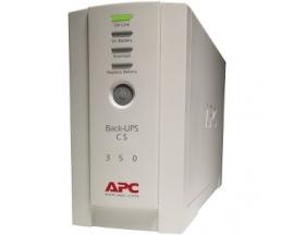 SAI Standby APC by Schneider Electric Back-UPS BK350EI - 350 VA/210 W - Torre - Acido de plomo sellada (SLA) - 4,70 Minuto(s) Ti