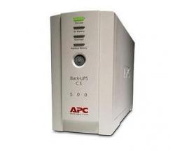 SAI Standby APC by Schneider Electric Back-UPS BK500EI - 500 VA/300 W - Acido de plomo sellada (SLA) - 2,40 Minuto(s) Tiempo en