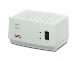Acondicionador de línea APC by Schneider Electric Line-R LE1200I - Pérdida de intensidad por baja tensión, Sobrecarga, Ex