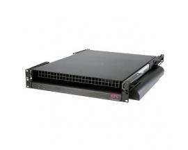Flujo de aire sistema de refrigeración APC by Schneider Electric ACF202BLK para IT - Negro - 122,71 L/s 2U - 230 V AC - Imagen 1