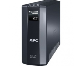 SAI de línea interactiva APC by Schneider Electric Back-UPS BR900GI - 900 VA/540 W - Torre - Acido de plomo sellada (SLA) - 5 Mi