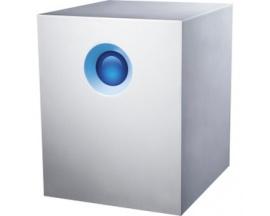 Sistema de almacenamiento DAS LaCie 5big - De Escritorio - 40 TB Capacidad de HDD Instalado0, 1, 5, 6, 10, JBOD - 5 x Bahía 3,5&