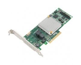 Controlador SAS Microsemi Adaptec - 12Gb/s SAS - PCI Express 3.0 x8 - Tarjeta Plug-in - 1 GB - Compatibilidad con RAID - 0, 1, 1