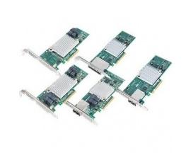 Controlador SAS Microsemi Adaptec 1000-8i8e - PCI Express 3.0 x8 - 4 Total puerto(s) SAS - 2 Puerto(s) interno SAS - 2 SAS Port(