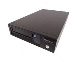 Unidad de Cinta LTO-4 Quantum - 800 GB (Nativa)/1,60 TB (Comprimido) - 1/2H Altura - Tabletop - Serpentina Lineal