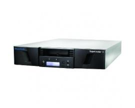 Autocargador de cinta Quantum SuperLoader 3 - 1 x Unidad/8 Ranura para Cartuchos - LTO-7 - 2U - Montaje en bastidor - SAS - Lect