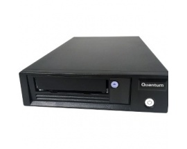 LTO-8 TD HALF HEIGHT SINGLE 1U RACKMOUNT 6GB/S SAS BLACK