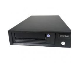 Unidad de Cinta LTO-8 Quantum - 12 TB (Nativo)/30 TB (Comprimido) - Negro - 6Gb/s SAS - 1/2H Altura - Tabletop - 300 MB/s Nativo