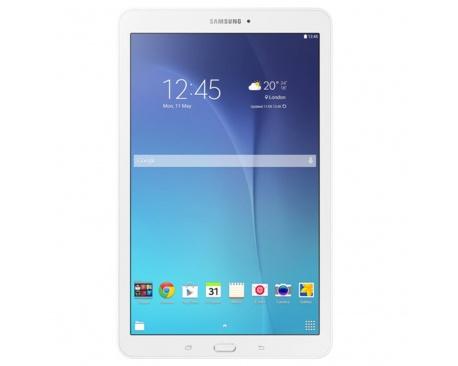 """Tablet samsung galaxy tab e 9.6"""" blanco / 8gb rom / 1.5gb ram / quad core / 5mpx - Imagen 1"""