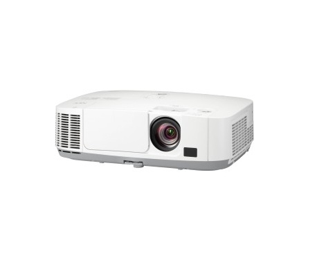 Proyector LCD NEC Display P501X - 720p - HDTV - 4:3 - F/1,7 - 2,2 - UHP - 270 W - SECAM, NTSC, PAL - 4000 Hora(s) Normal Mode -