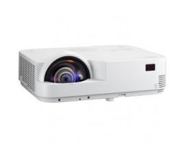 Proyector DLP NEC Display M333XS Enfoque corto - 3D Ready - 720p - HDTV - 4:3 - Frontal, Retroproyección, De Techo - Interactive