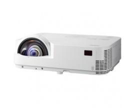 Proyector DLP NEC Display M353WS Enfoque corto - 3D Ready - 720p - HDTV - Frontal, De Techo, Retroproyección - CA - 270 W - 3500