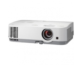 Proyector LCD NEC Display NP-ME301X - 720p - HDTV - 4:3 - De Techo, Retroproyección, Frontal - CA - 240 W - 4000 Hora(s) Normal
